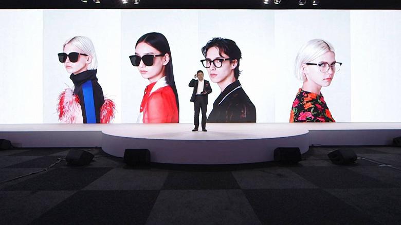 Huawei представила умные очки с динамиками и беспроводной зарядкой по NFC