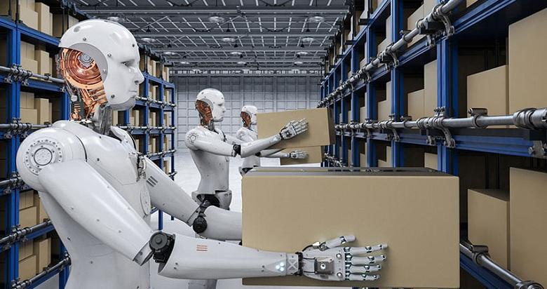 По прогнозу ABI Research, к 2025 году на складах по всему миру будет «трудоустроено» более 4 млн роботов