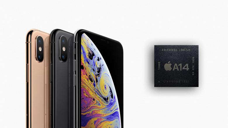 Смартфоны Apple iPhone тоже получат SoC, изготовленную по технологии EUV