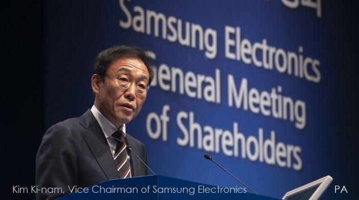 В Samsung признают, что сокращение рынка смартфонов ведет к кризису