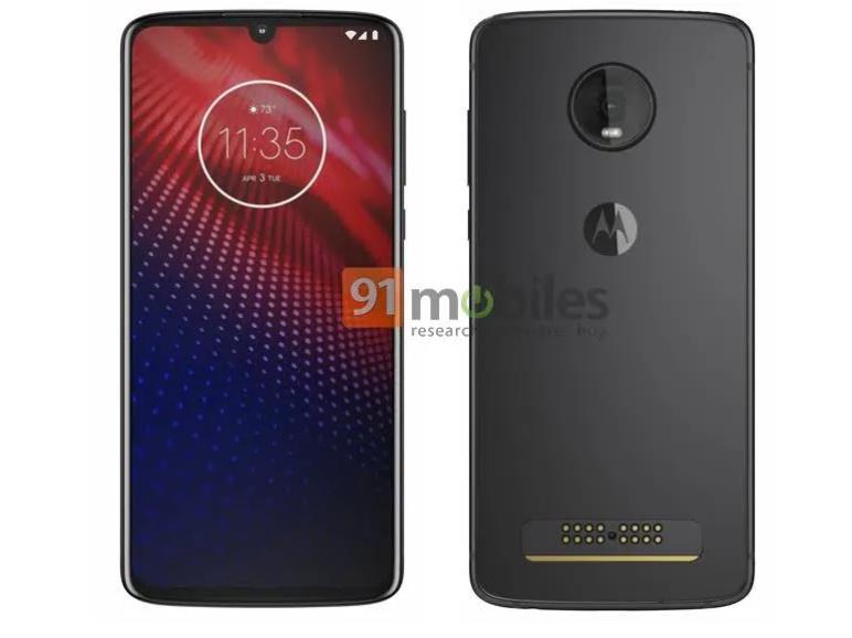 По стопам Google Pixel: флагманский смартфон Motorola Moto Z4 получит одинарную основную камеру