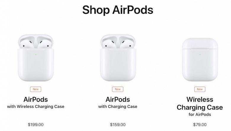 Отзывы первых пользователей наушников Apple AirPods 2019
