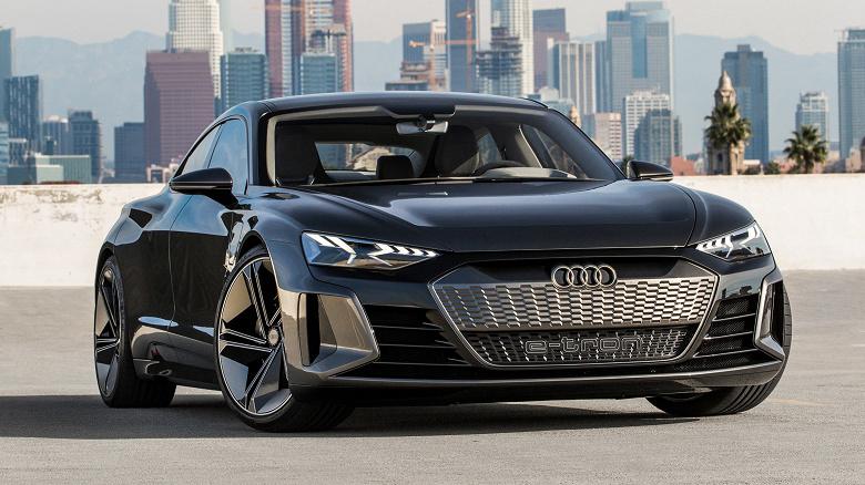 Audi выпустит конкурента Tesla Model 3 не раньше, чем в 2023 году