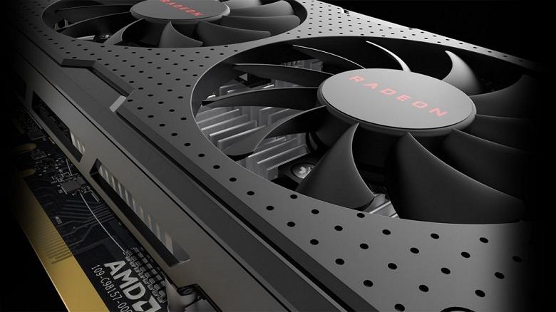 Представлена странная видеокарта Radeon RX 560 XT, которая является почти полной копией Radeon RX 470D