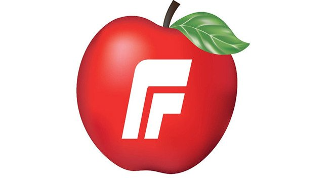 Яблоки можно только нам: Apple не понравился логотип норвежской партии Fremskrittspartiet