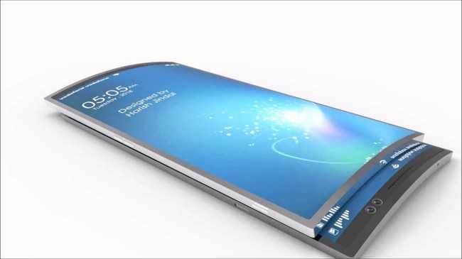 Samsung работает над «идеальным полноэкранным смартфоном» — камера и датчики в нем разместятся под экраном