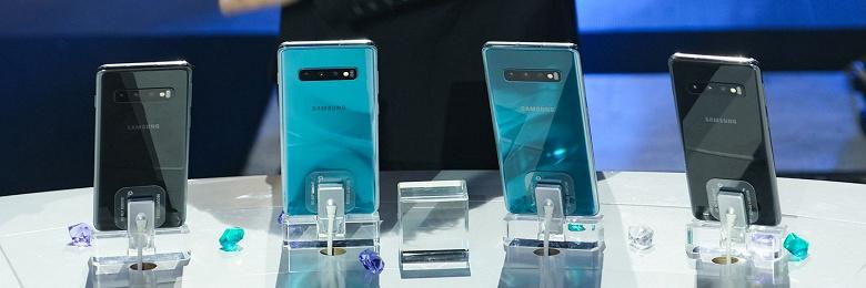 Лучшие смартфоны весны. Флагманы Samsung Galaxy S10 возглавили рейтинг Роскачества