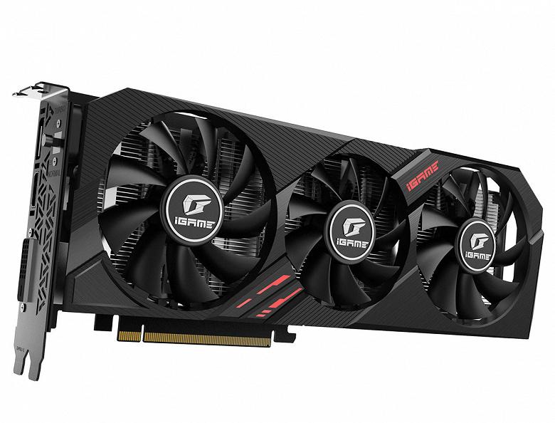 Colorful iGame GeForce GTX 1660 Ultra 6G — вероятно, самая длинная видеокарта в своём классе