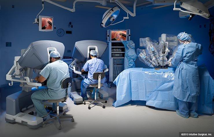 Рынок роботизированной хирургии к 2025 году увеличится более чем вдвое — до 7 млрд долларов