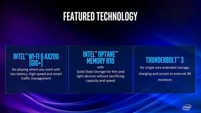 Intel пообещала выпустить процессоры Core H девятого поколения во втором квартале, но поскупилась на технические подробности