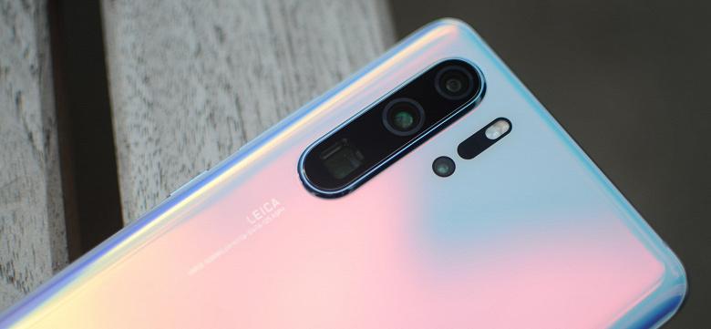 Huawei P30 заказали в 10 раз больше человек, чем Huawei P20