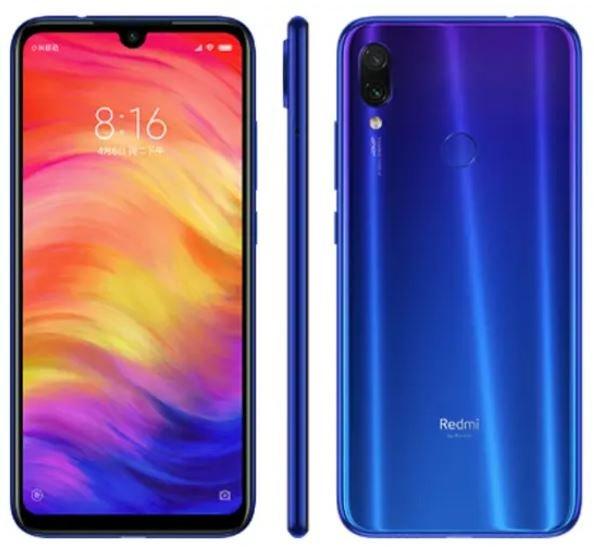Смартфон Redmi Note 7 с 6 ГБ ОЗУ и 128 ГБ флэш-памяти скоро поступит в продажу