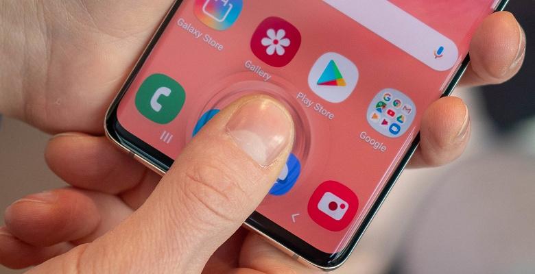 Черговий провал. Сканер відбитків пальців Samsung Galaxy S10 працює краще без заводської захисту екрану