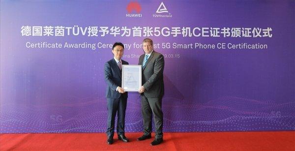 Huawei Mate X — первый 5G-смартфон, которому разрешили выйти в Европе