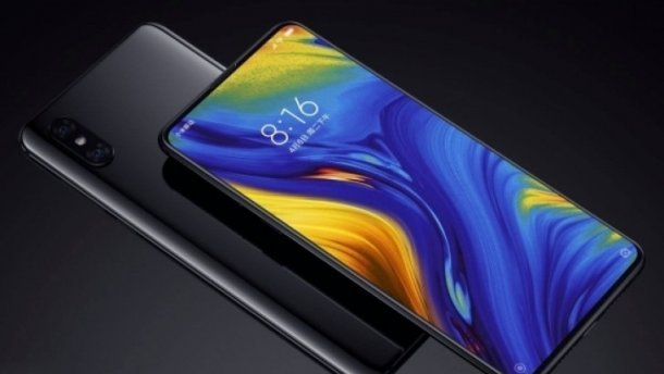Прошлогодний смартфон-слайдер Xiaomi Mi Mix 3 получил одну из функций Xiaomi Mi 9