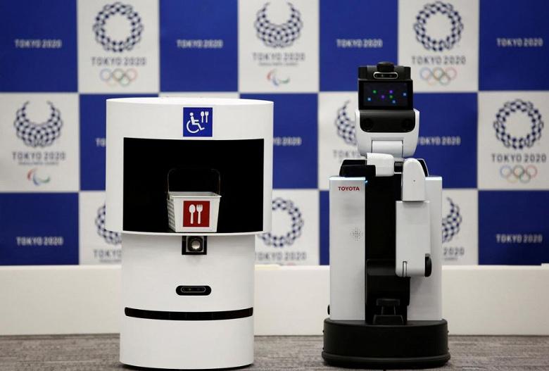 На Олимпиаде 2020 рядом с некоторыми зрителями будут роботы