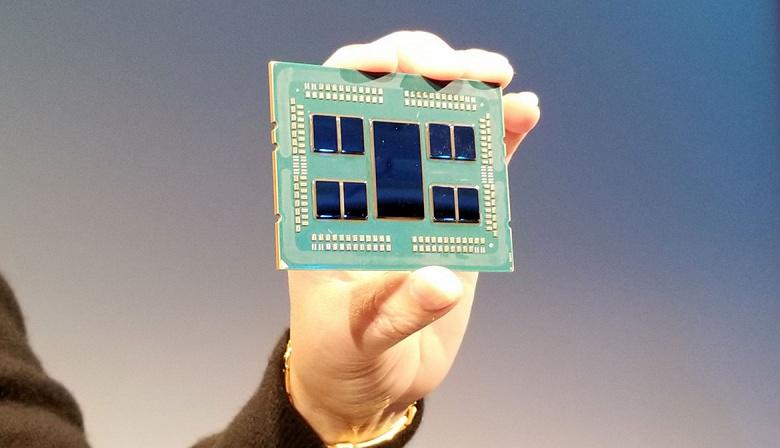 Уже к концу следующего года доля AMD на рынке серверных CPU превысит 10%