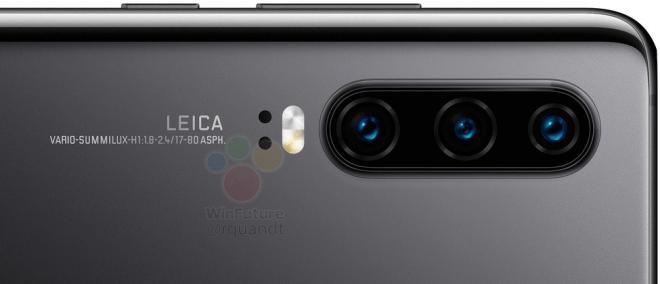 Подробные характеристики Huawei P30 Pro и P30: 40-мегапиксельные камеры в обоих, но оптическая стабилизация – только в P30 Pro