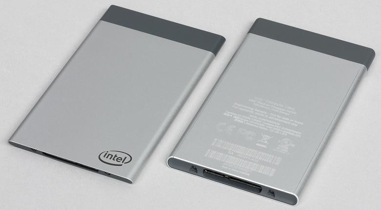 Хватило пары лет: Intel отказывается от дальнейшего развития платформы Compute Card