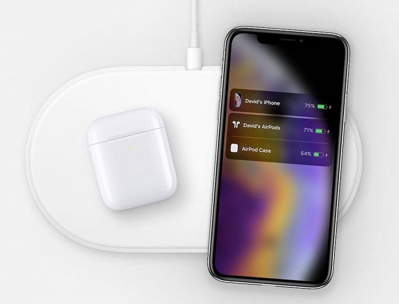 Новое изображение беспроводной зарядки AirPower скрыто в недрах сайта Apple