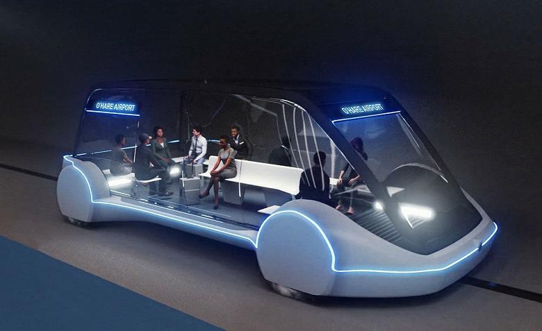 Первая сеть туннелей The Boring Company в итоге может появиться в Лас-Вегасе