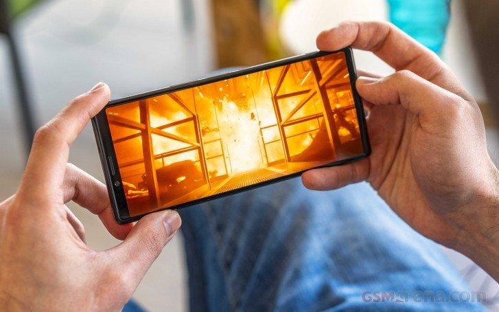 На сей раз без подвоха: экран смартфона Sony Xperia 1 практически всегда будет отображать картинку в родном разрешении