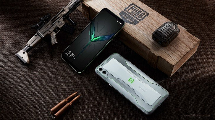 Геймерский смартфон Black Shark 2 уже можно купить в Европе