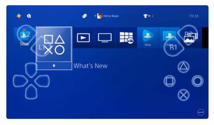 Игры с PS4 на экране iPhone. Это не шутка