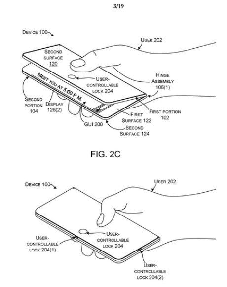 Microsoft возобновила работу над сгибающимся смартфоном Surface Phone