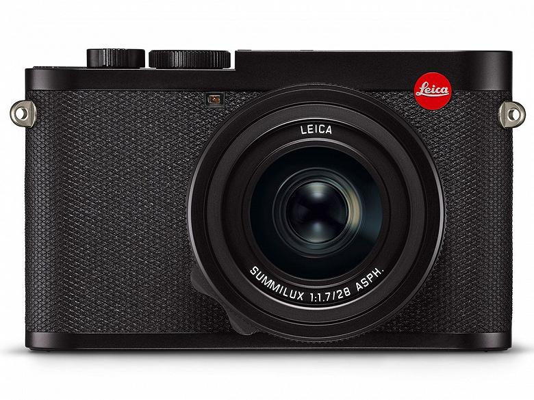 Начались продажи полнокадровой компактной камеры Leica Q2
