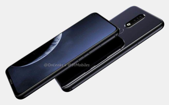 Nokia X71 и Nokia 8.1 Plus могут оказаться разными смартфонами