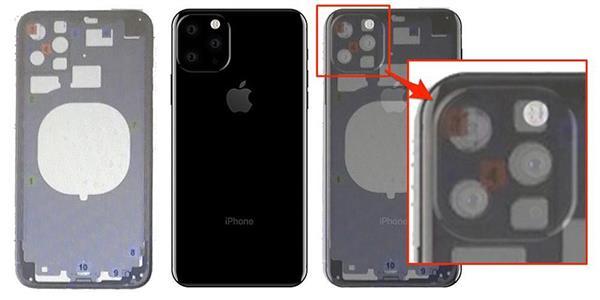iPhone XI получит тройную камеру с «суперширокоугольным» объективом и камерой TOF