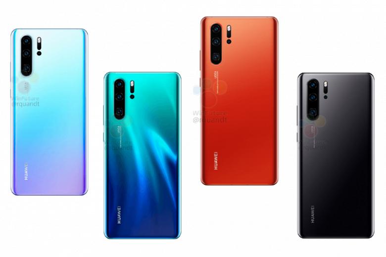 Вопреки запретам. Американцам доступны Huawei P30 и P30 Pro