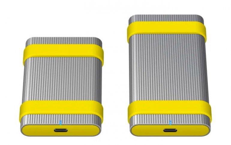 Внешние SSD в усиленном исполнении Sony SL-M и SL-C оснащены портами USB Type-C