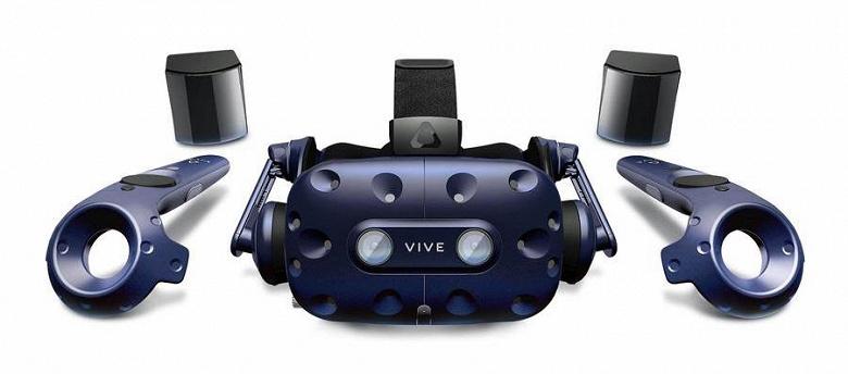 Комплект HTC Vive Pro Starter Kit появился в России