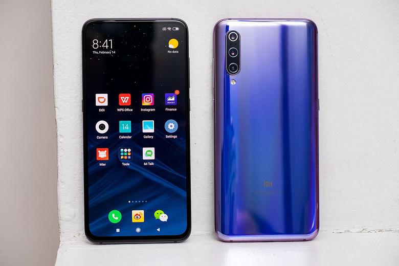 Еще больше Xiaomi Mi 9. Глава Xiaomi все же взял в руки отвертку