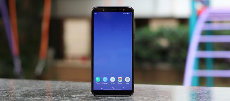 Впереди планеты всей. Смартфоны Samsung Galaxy J8 начали обновляться до Android 9 Pie в России