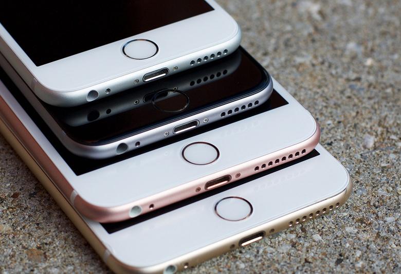 В России начались продажи восстановленных iPhone с неактивным Touch ID