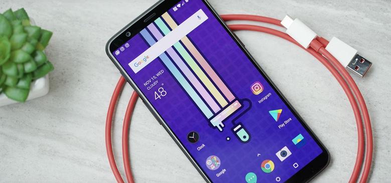 Смартфоны OnePlus 5 и OnePlus 5T получили OxygenOS 9.0.5