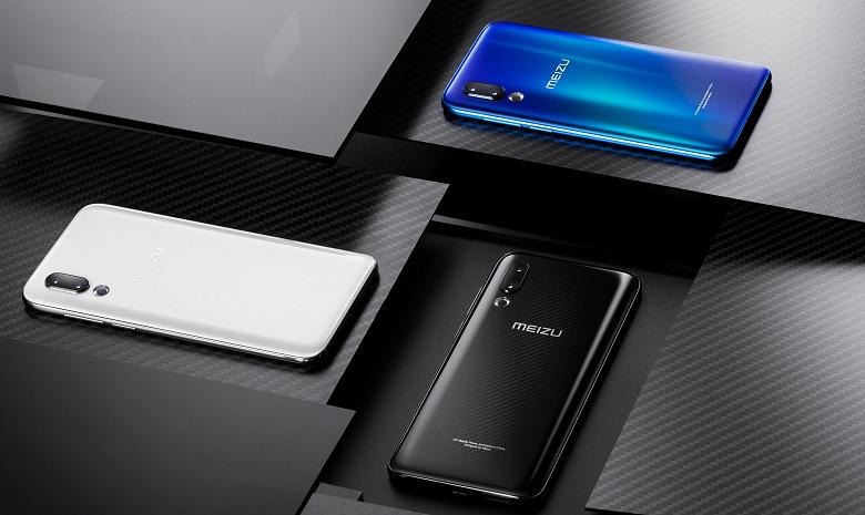 Дороже Xiaomi Mi 9. Флагманский смартфон Meizu 16s представлен официально