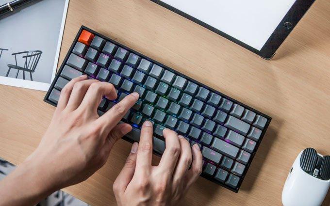 На выпуск клавиатуры Keychron K2 собрано почти 650 000 долларов