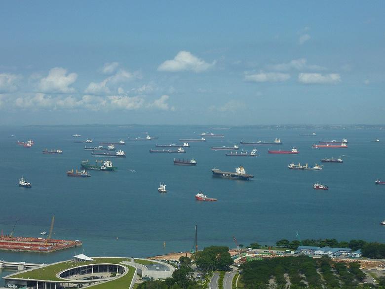 Fujitsu и порт Сингапура поручат искусственному интеллекту прогнозирование риска столкновения судов