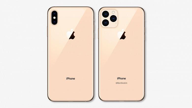 Большая разница. Нынешний и грядущий iPhone показаны на одном качественном рендере