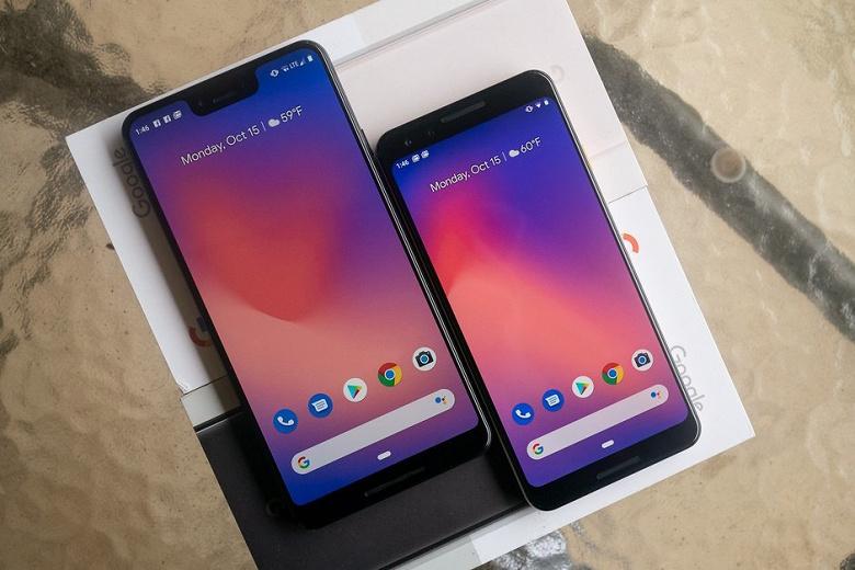 Google решила сразу несколько проблем пользователей Google Pixel 3 и Pixel 3 XL