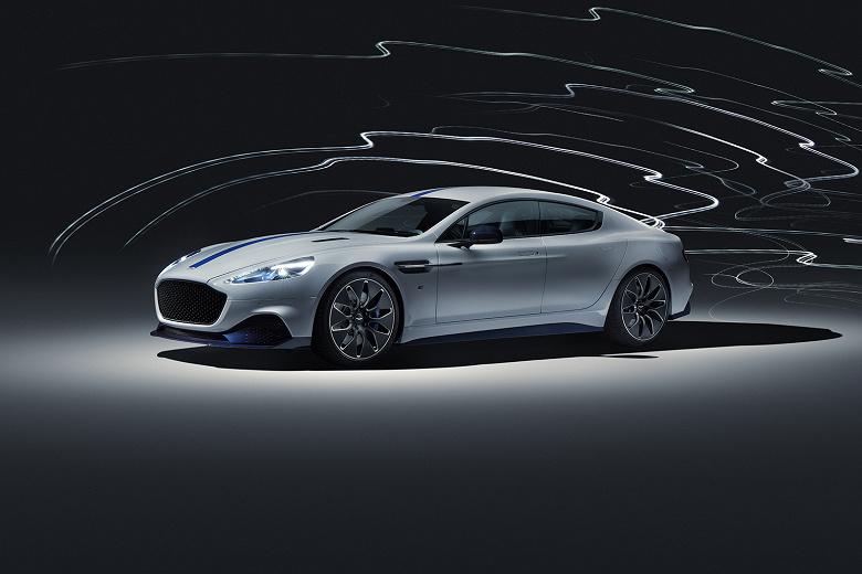 Первый электромобиль Aston Martin — Rapide E — готов к производству