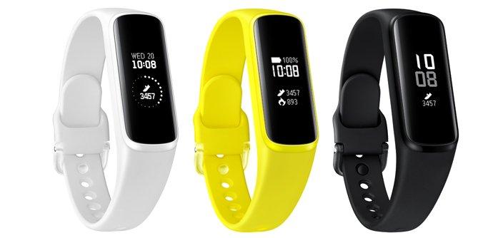 Фитнес-браслеты Samsung Galaxy Fit e поступили в продажу в России
