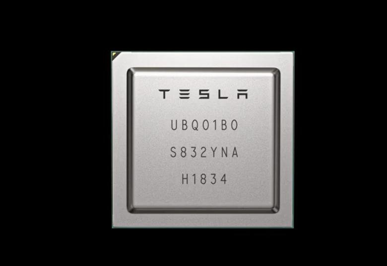 Tesla отказывается от процессоров Nvidia в пользу собственной разработки