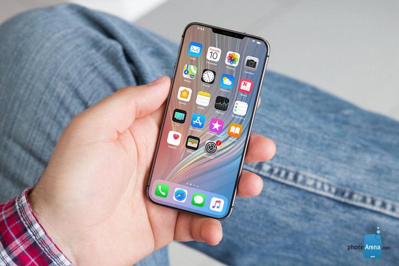 Галерея дня: компактный безрамочный iPhone XE во всей красе