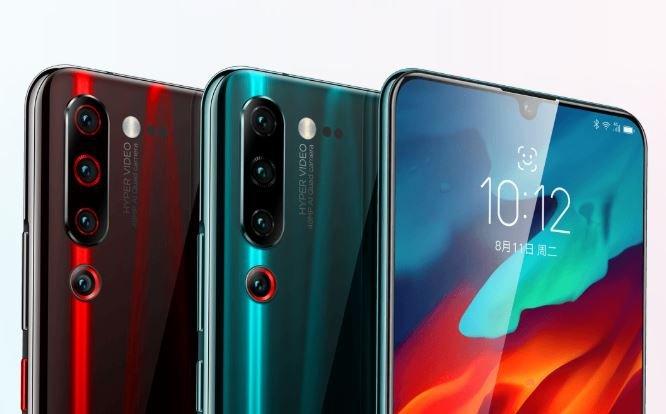 Представлен смартфон Lenovo Z6 Pro: камера с 4 датчиками и оптической стабилизацией, Snapdragon 855, до 12 ГБ ОЗУ и до 512 ГБ флэш-памяти