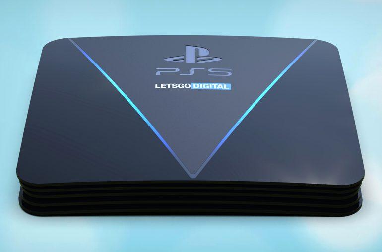 Стало известно, как будет выглядеть PS 5 | socportal